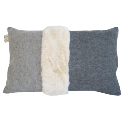 Cushion Cosy grey