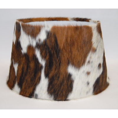 Lampshade 3-color cowhide