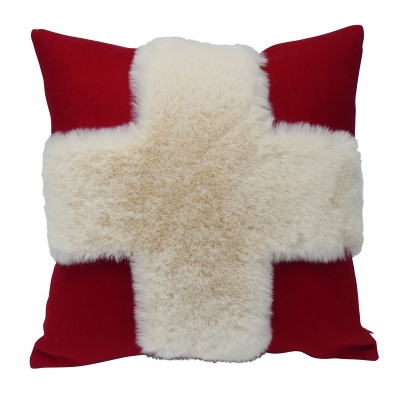 Cushion Cervin red